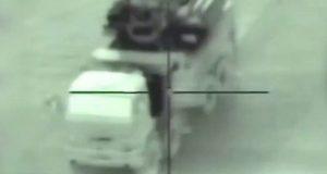 Израильские военные показали видео удара по комплексу «Панцирь-С1» в Сирии